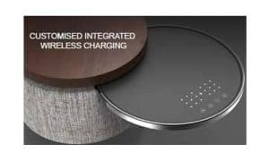 Customised Wireless Charging for hotels - Hotel Technololgy International