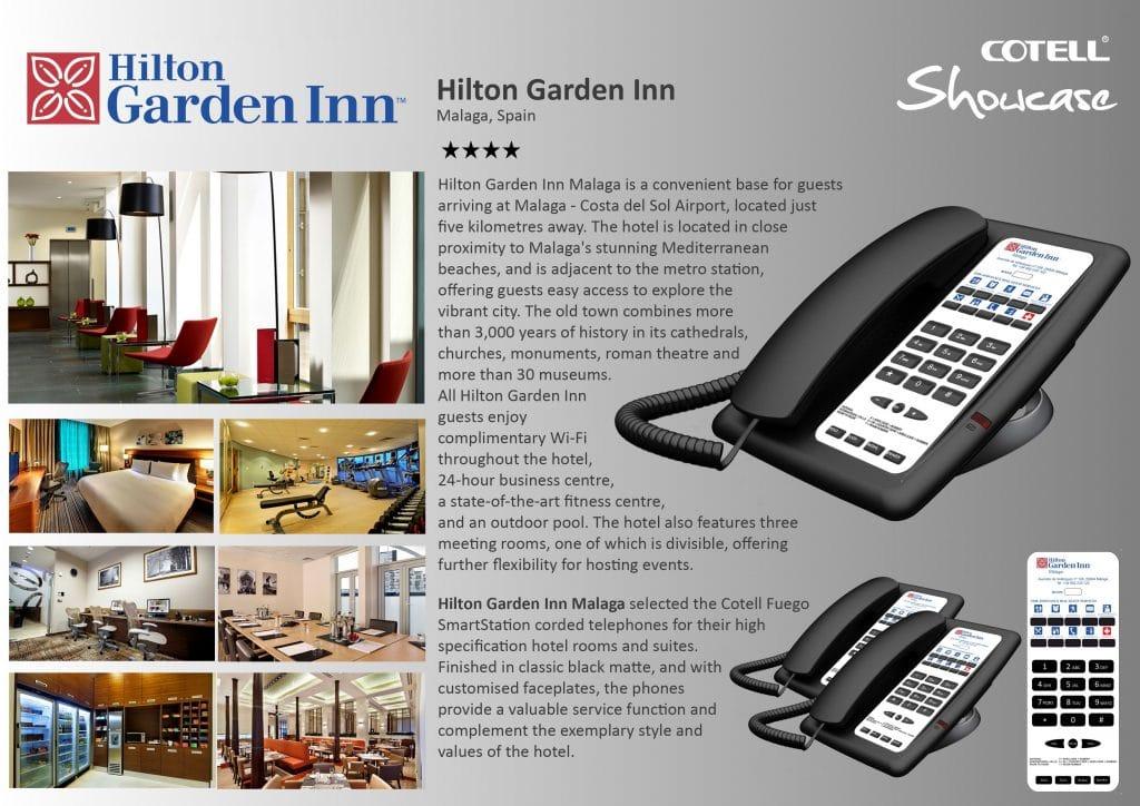 Hilton Garden Inn Hotel Hotel Technology International case study