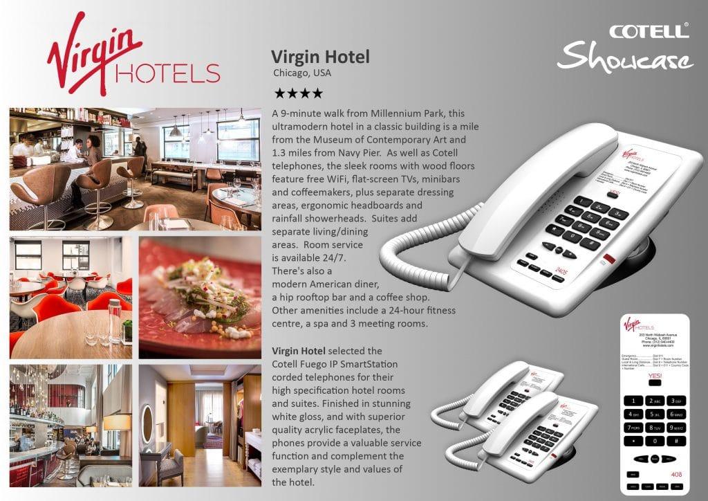 Virgin Hotels Hotel Technology International Case Study