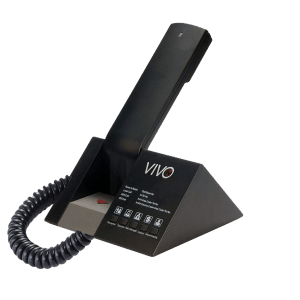 Vivo Zeppa Micro Analogue Hotel Phone