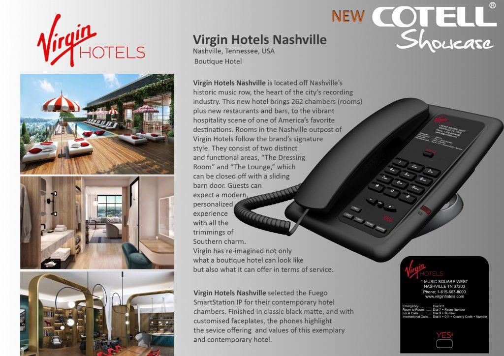 Virgin Nashville Case Study
