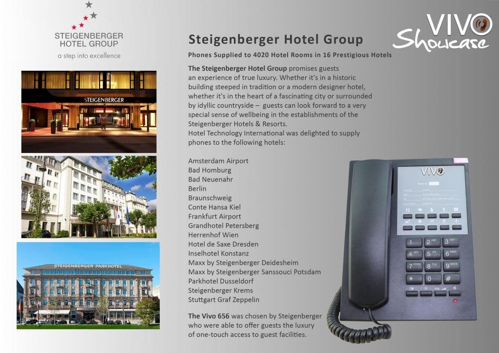 Steigenberger Hotels Vivo Case Study