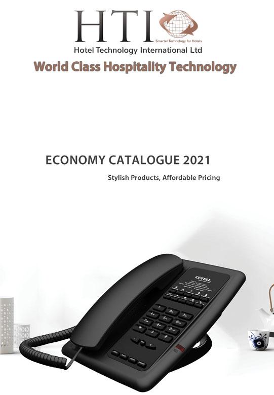 Hotel technology International economy catalogue
