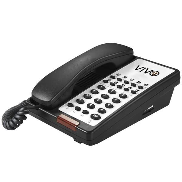 hotel Tech Vivo 89 Analogue Hotel Phone for Hospitality Industry